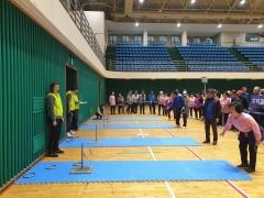 김제시, 읍면동대항 실버생활체육대회 개최