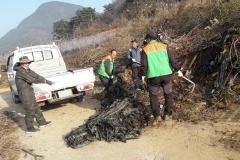 순창군, 영농폐기물 처리반 한시적 운영