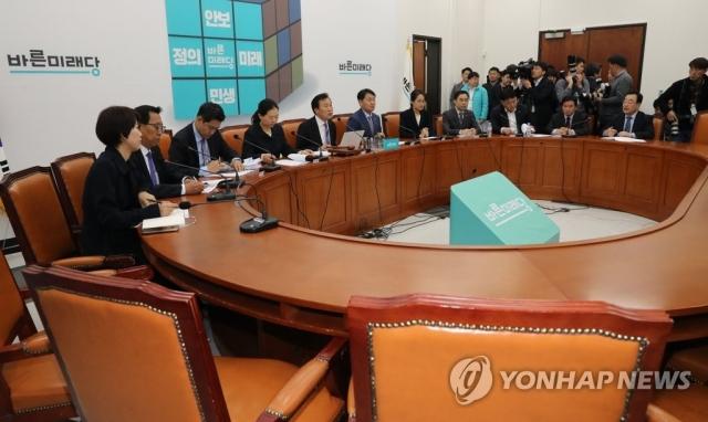바른미래당, 사개특위 '오신환 → 채이배' 교체키로