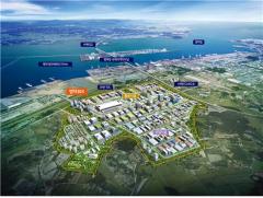 경기도시공사, 황해경제자유구역 평택포승(BIX)지구 일반산업단지 본격 분양 착수