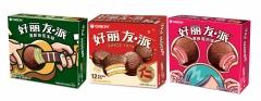 오리온, 초코파이 4년 연속 '중국 브랜드 파워 지수' 1위 올라