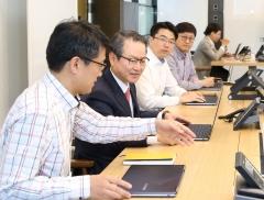 성대규 신한생명 사장, 이노베이션센터 신설