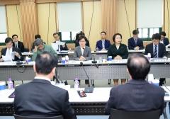 경기도, 반월·시화 국가산단 기업인들과 '제조업 부흥' 전략 함께 고민