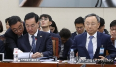 과방위, 아현 화재 조사방해 의혹 황창규 KT 회장 추궁