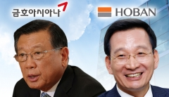 박삼구-김상열 호남 재계 맹주 '희비' 교차