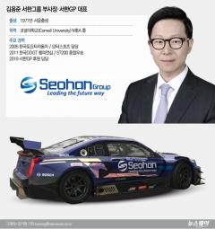 """김용준 서한그룹 부사장 """"기술보국 창업정신 이어간다"""""""