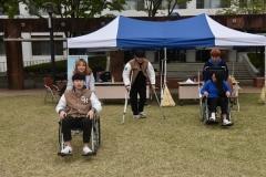 대구한의대, 장애인 인식개선 위한 체험부스 운영