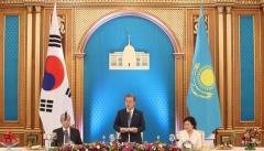 문 대통령, 17일 카자흐스탄 대통령과 정상회담···2019년 이후 두 번째