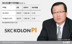 [코스닥100 기업|SKC코오롱PI]최대 실적 기록했지만···현금 수급 '난항'