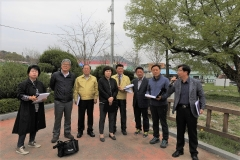 진안군의회, 상반기 주요사업장 현지 점검 펼쳐