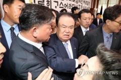 '오신환 사보임' 오늘중 가능…입원중인 문의장, 구두결재하나