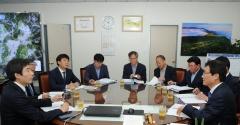 남원시, 이용호 국회의원과 정책간담 자리 마련
