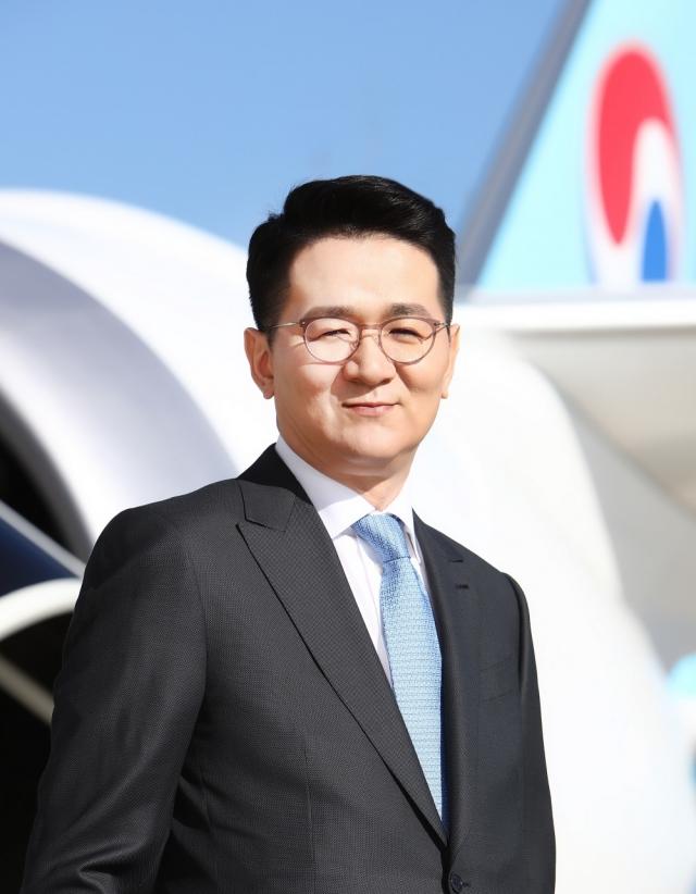 조원태 한진그룹 신임 회장