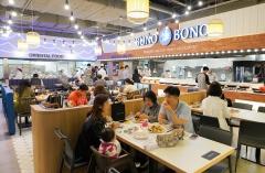신세계푸드, 씨푸드 뷔페 '보노보노' 죽전점 오픈