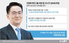 선친 지분승계 '아직'…2천억 상속세 복잡한 셈법