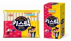 롯데푸드, 미니 소시지 '키스틱' 리뉴얼 출시