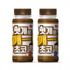 서울우유, '헛개로깨 초코' 선봬
