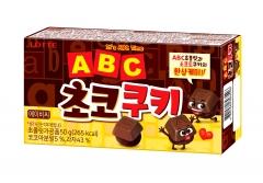 롯데제과, 카카오 쿠키 더한 'ABC초코쿠키' 선봬