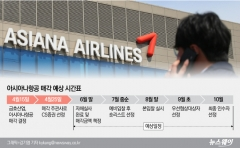 이동걸 산업은행 회장, 아시아나항공 연내 매각 가능할까?