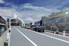 정읍  내장상동 미소거리, 쾌적한 디자인거리로 변신