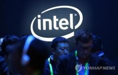 미국 인텔, 지난해 4분기 매출액 202억달러…전년비 8% 증가