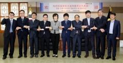 인천시의회, 中 다롄시 왕링제 부주석 일행 방문...의료 및 실버산업 교류