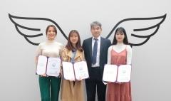 경일대, 외국인유학생 4명 '글로벌코리아스칼라십' 선정