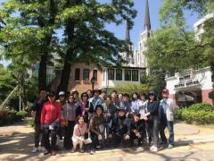 한국관광공사 광주전남지사, 넘나들이 대구 여행 실시