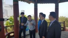 인천시의회, 미세먼지 발생 관련 남동발전 영흥화력발전소 방문