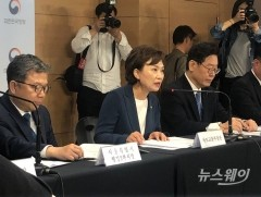 """김현미 """"강남 아니라도 주거만족도 높게 할 것"""""""