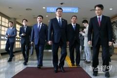 김연철 통일부 장관 취임 후 첫 방북