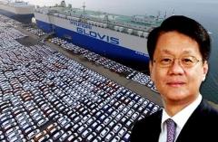 현대글로비스 김정훈號, 독일車 '5년' 해상 운송 계약 따냈다(종합)