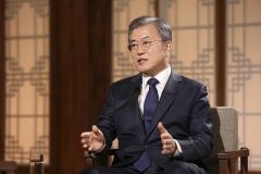 靑, 문재인 정부 2주년 국정성과 온라인에 공개