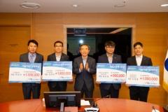 서부발전, R&D 및 산업재산권 성과보상금 수여식 개최