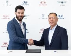 현대·기아차, 고성능 전기車 출사표...'리막'에 1천억원 투자