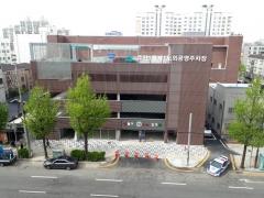 인천 미추홀구, 주안1동 제1공영주차장 신축 완료