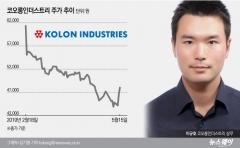 이규호 전무, 코오롱인더 주가 상승 걸림돌 '패션' 어쩌나