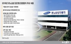 르노삼성, 임단협 잠정합의안 부결···51.8% 반대(종합)
