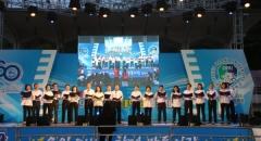 대구한의대 교직원 합창단, 대동제 축하 공연으로 함께 축제 즐겨