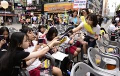 인천시교육청, 학생 흡연예방 캠페인 전개...'함께 지켜주세요'