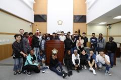 무주국제화교육센터 GLAD Go Global 프로그램 진행