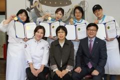 구미대, '대한민국 국제요리 & 제과 경연대회' 금상 수상