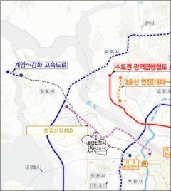 인천시-인천도시공사, 광역교통 조기 착수 등 검단신도시 활성화 방안 마련