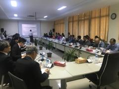 아시아문화전당, 미얀마 문화예술분야 고위급 초청연수