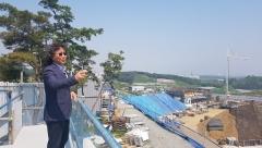 풍수지리전문가 백호진 교수, '샤갈의 마을'은 재물의 터