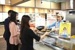 아워홈, 맞춤급식식단 캠페인 전개