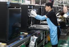 LG전자, 신가전 열풍에 식기세척기 합류…생산라인 '풀가동'