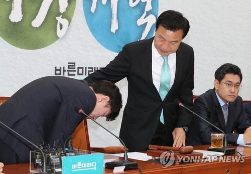 """하태경, 이준석 직위해제 징계에…""""손학규, 바른미래당 말아먹었다"""""""