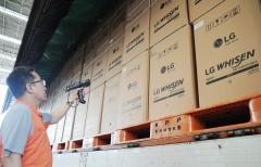 상반기 에어컨 판매 100만대 육박···6월부터 감소