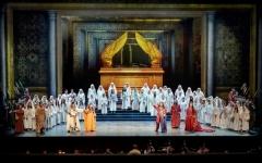계명대 창립 120주년 기념 오페라 '나부코' 무료공연 펼쳐